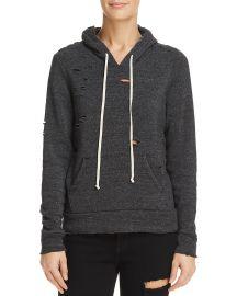 Distressed Hooded Sweatshirt at Bloomingdales
