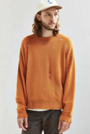 Distressed Sweater by Urban Outfitters at Urban Outfitters