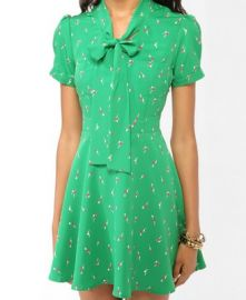 Ditsy Dandelion Dress at Forever 21