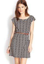 Ditsy Floral Print Dress at Forever 21