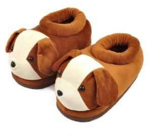 Dog Slippers at Amazon
