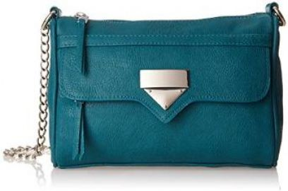 Dolce Girl Flap Cross Body Teal One Size Handbags Amazoncom at Amazon