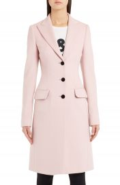 Dolce amp Gabbana Wool Coat at Nordstrom