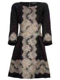 Dolce andamp Gabbana Lace Dress - at Farfetch