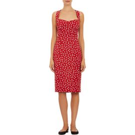 Dolce andamp Gabbana Polka Dot Sundress at Barneys