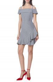 Donna Morgan Off the Shoulder Sheath Dress at Nordstrom