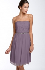 Donna belted chiffon dress by Donna Morgan at Nordstrom