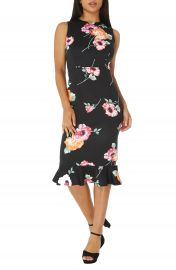 Dorothy Perkins Floral Sheath Dress at Nordstrom