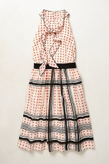 Dotted Dress at Anthropologie