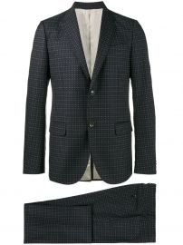 Dotted Suit by Gucci at Farfetch