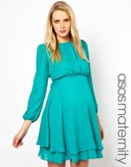 Double layered dress at Asos