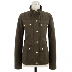 Downton Field Jacket at J. Crew