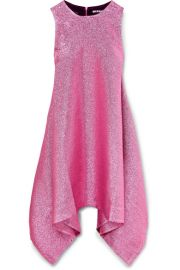 Draped Lurex Mini Dress by House of Holland at Net A Porter