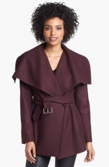 Draped coat by Ted Baker at Nordstrom