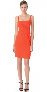 Draped cocktail dress by J Mendel at Shopbop