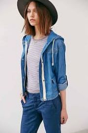 Drapey Hooded Jacket by BDG at Urban Outfitters