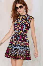 Dream Weaver Dress at Nasty Gal