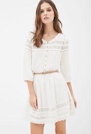 Dresses  WOMEN  Forever 21 in White at Forever 21