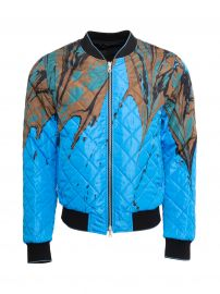 Dries Van Noten Item bomber jacket at Jeffrey