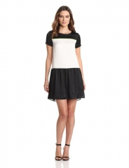 Drop waist dress by Vince Camuto at Amazon
