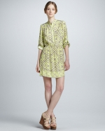 Dylan dress by Alice and Trixie at Neiman Marcus