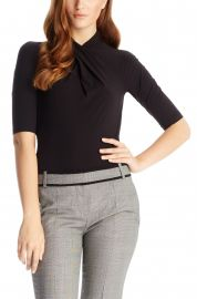 E4792 Blouse in Black at Hugo Boss