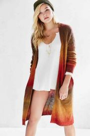 Ecote Autumn Brushed Cardigan at Urban Outfitters