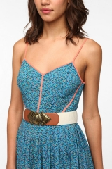 Ecote carved belt at Urban Outfitters