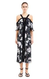 Eden Off Shoulder Dress by Ginger and Smart at David Jones