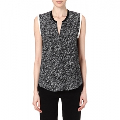 Edimbourg top by Sandro at Selfridges