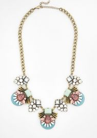 Elaborate Elegance Necklace at ModCloth