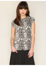 Elaine Cats Top at Pepa Loves