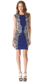 Elenna dress by BCBGMAXAZRIA at Shopbop