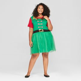 Elf Dress with Tulle by 33 Degrees at Target at Target