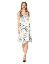 Elie Tahari  Seldana Dress at Amazon