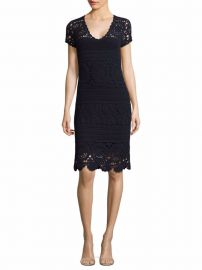 Elie Tahari Esme Sweater Dress at Saks Fifth Avenue