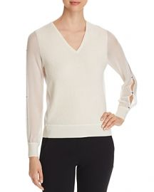 Elie Tahari Maria Sweater at Bloomingdales