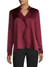 Elie Tahari Marlow Blouse at Saks Fifth Avenue