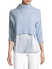 Elie Tahari - Claudetta Sweater at Saks Fifth Avenue