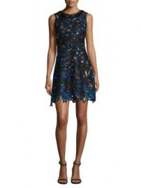 Elie Tahari - Elisha Shift Dress at Saks Fifth Avenue