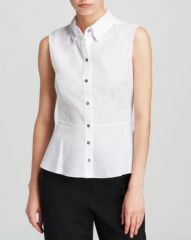 Elie Tahari Beatrice Blouse at Bloomingdales