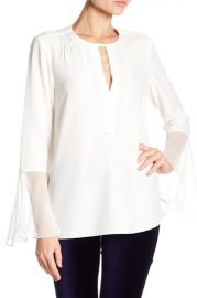 Elie Tahari Owen Blouse at Nordstrom Rack