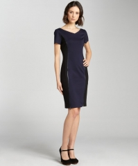 Elie Tahari Zipper Dress at Bluefly