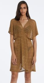 Elif by Jordan Taylor Surplice Wrap Dress at Jordan Taylor