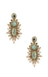 Elizabeth Cole Earrings at Couture Candy