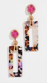 Elizabeth Cole Gaylen Earrings at Shopbop