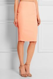 Elizabeth and James  Aisling stretch-crepe pencil skirt at Net A Porter