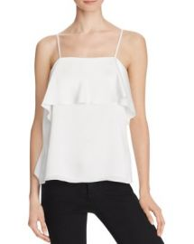 Elizabeth and James Abby Flounced Camisole Top at Bloomingdales