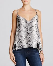 Elizabeth and James Luella Snake Print Tank at Bloomingdales