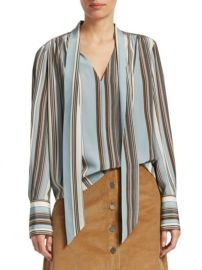 Elizabeth and James Mimi Blouse at Saks Fifth Avenue